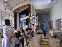 2012.7.5さざなみ七夕 003