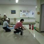 消防避難訓練006