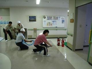 2013.9.27消防避難訓練 006