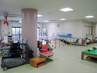 施設案内:機能回復訓練室の写真